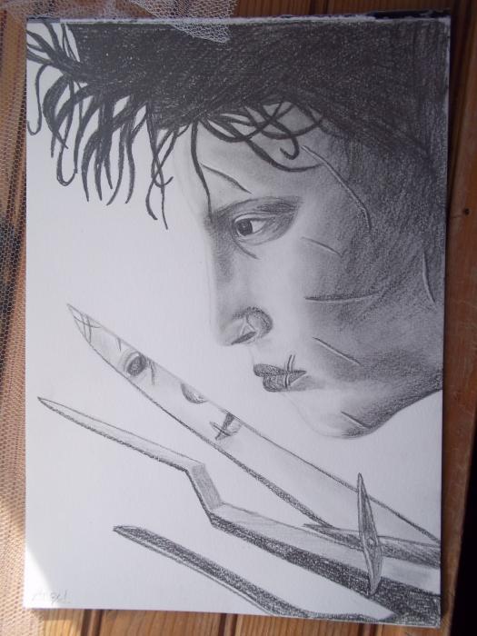 Johnny Depp by Angiie